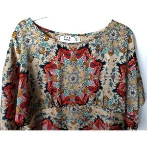 Anthropologie Tops - KAS for Anthropologie Windstar Bohemian Top, Sz 12